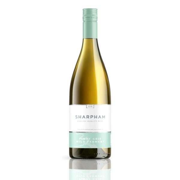 Sharpham Pinot Gris Wild Ferment